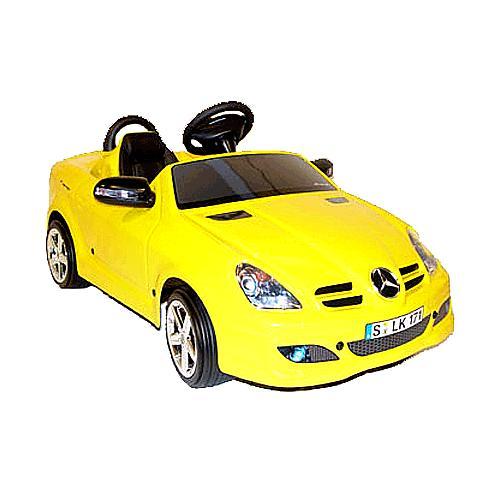 Electrische auto mercedes new slk