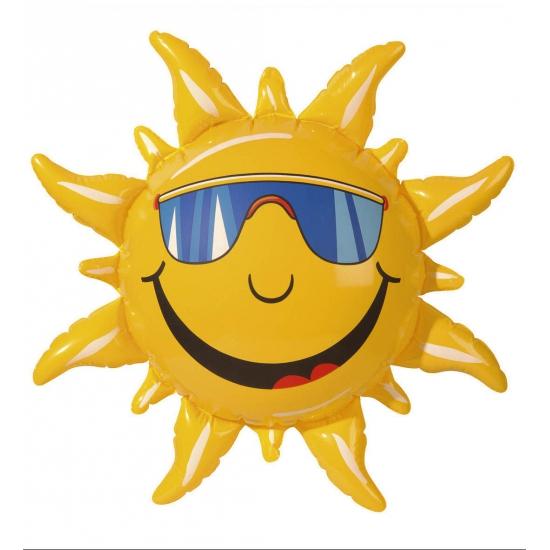 Opblaasbare zonnetjes 60 cm