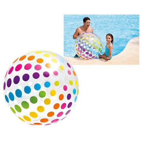 Grote strandbal opblaasbaar 107cm
