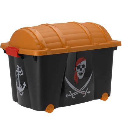 Piraten kist voor kinderen