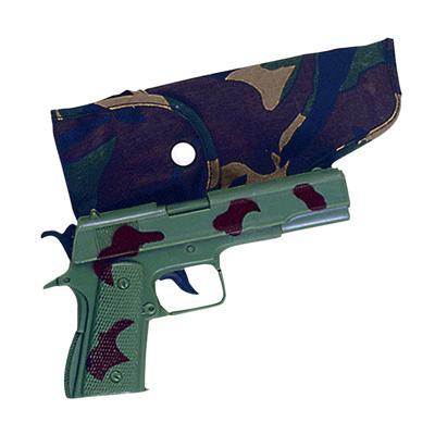 Speelgoed pistool camouflage kleur