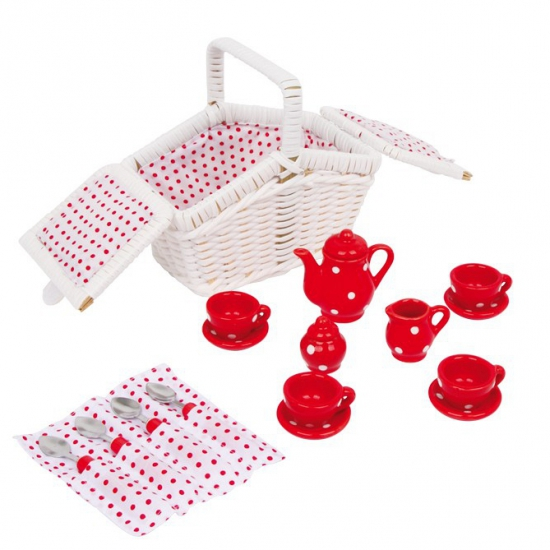 Speelgoed mini picknick setjes