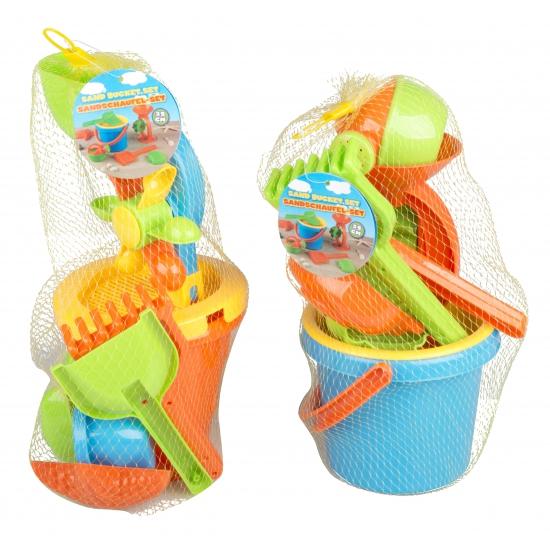 Strand speelgoed setje 8 delig