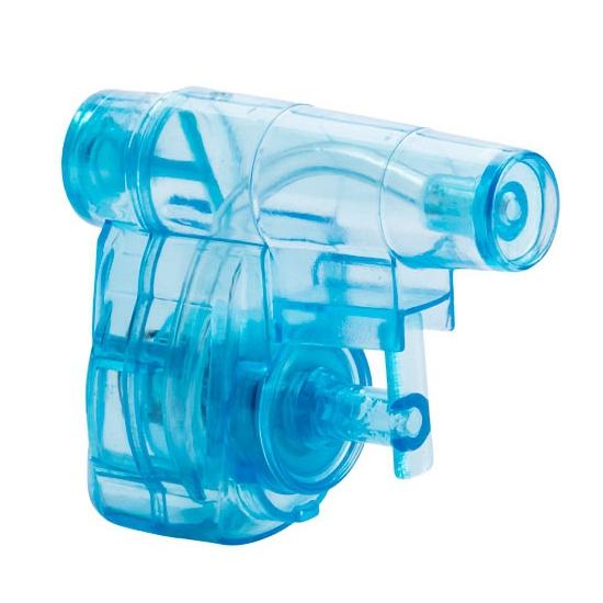 Goedkoop klein blauw waterpistool