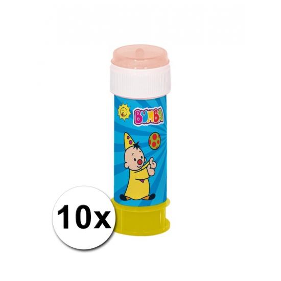 10x bumba bellenblaas