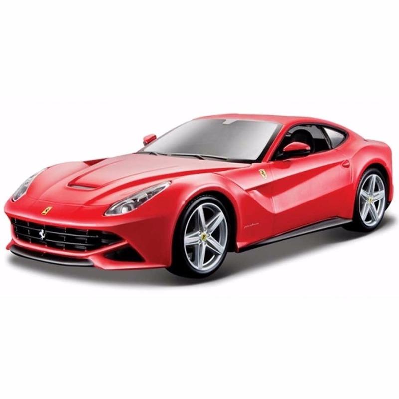 Speelgoedauto ferrari f12 berlinetta rood 1 24