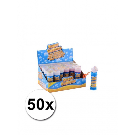 Voordelige bellenblaas 50 ml 50x