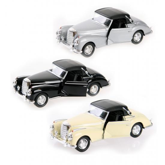 Speelgoed modelauto mercedes 300s