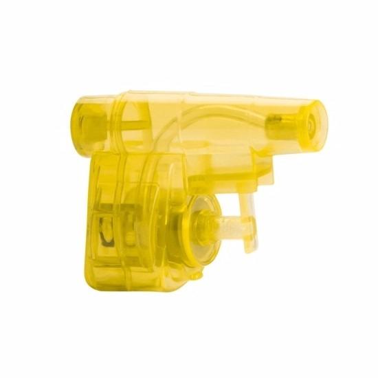 Goedkoop klein geel waterpistool