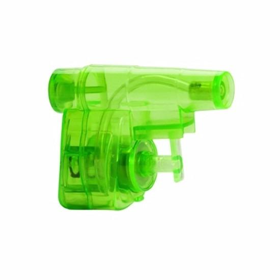 Goedkoop klein groen waterpistool