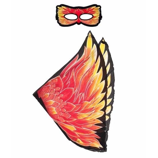 Speelgoed phoenix vuurvogel verkleedset