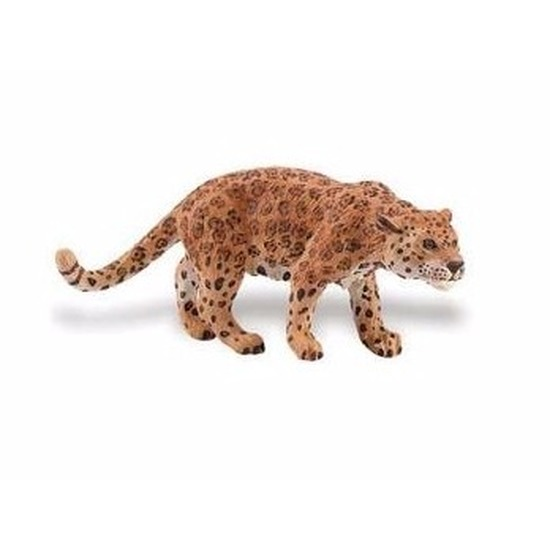Speelgoed nep jaguar 10 cm