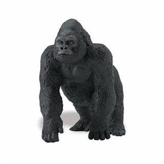 Speelgoed nep gorilla 11 cm