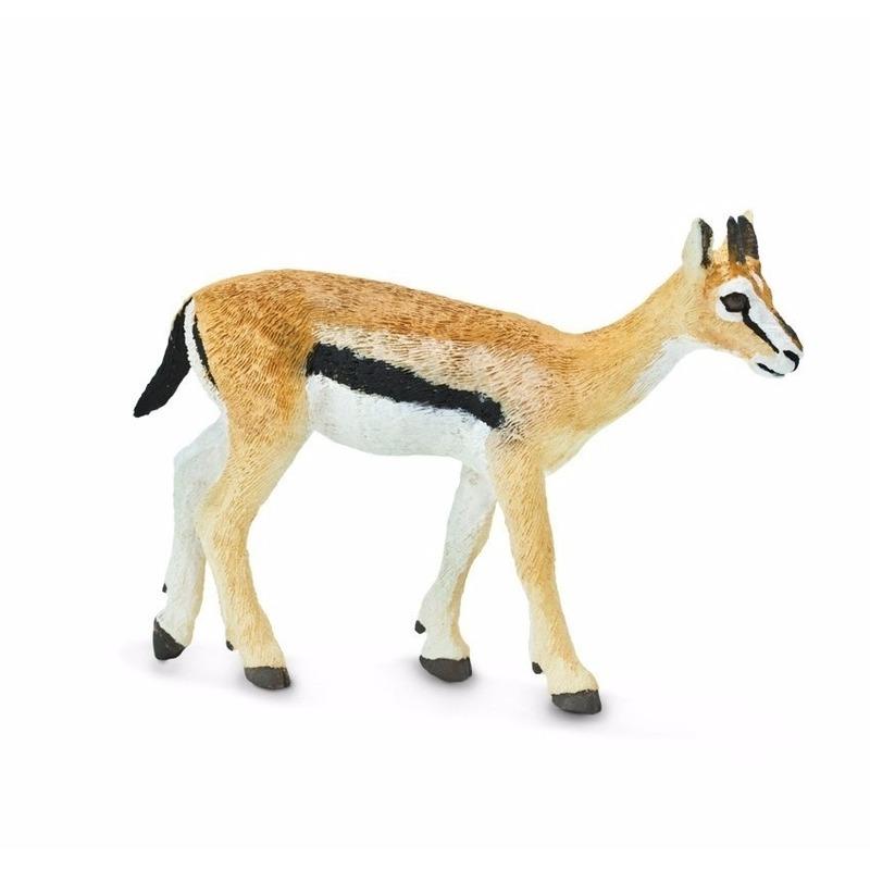 Speelgoed nep gazelle 8 cm