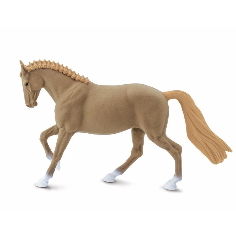 Speelgoed nep paard hannoveraan merrie 15 cm