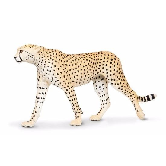 Speelgoed nep cheetah 20 cm