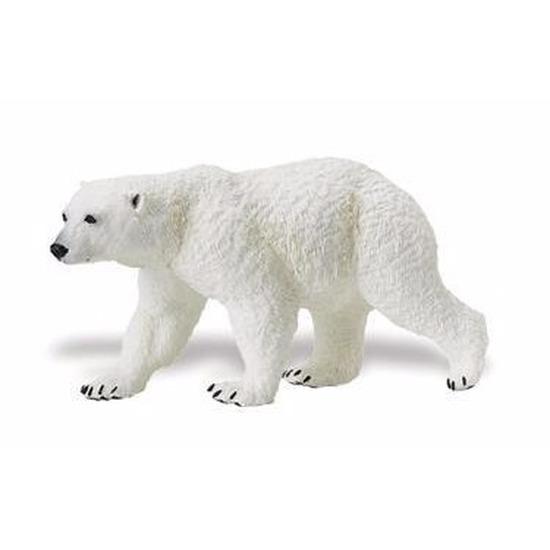 Speelgoed nep ijsbeer 12 cm