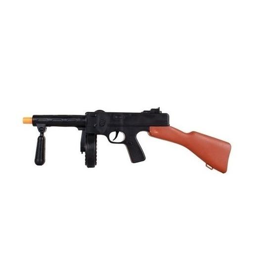 Speelgoed machinegeweer tommy