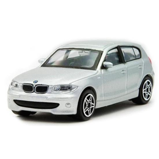Speelgoed auto schaalmodel bmw 1-serie 1:43