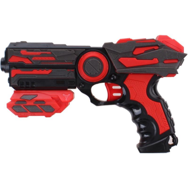Speelgoedspace pistool met foam kogels pijlen
