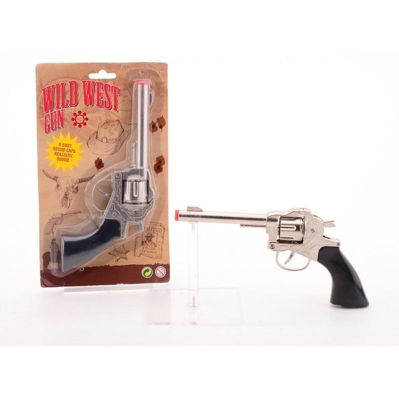 Cowboy western speelgoed pistool voor kinderen