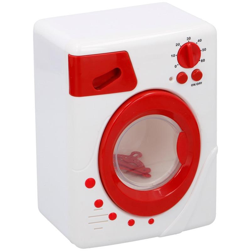 Speelgoed wasmachine met licht en geluid voor jongens meisjes