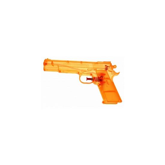 20x voordelige waterpistolen oranje