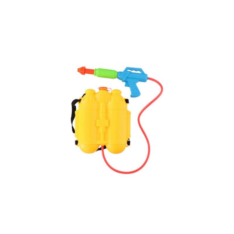 1x speelgoed waterpistolen met watertank 10214958