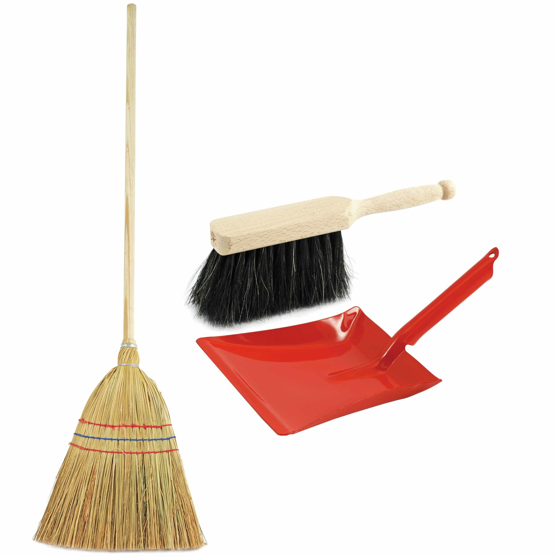 Kinder schoonmaak set 3 delig 10261960