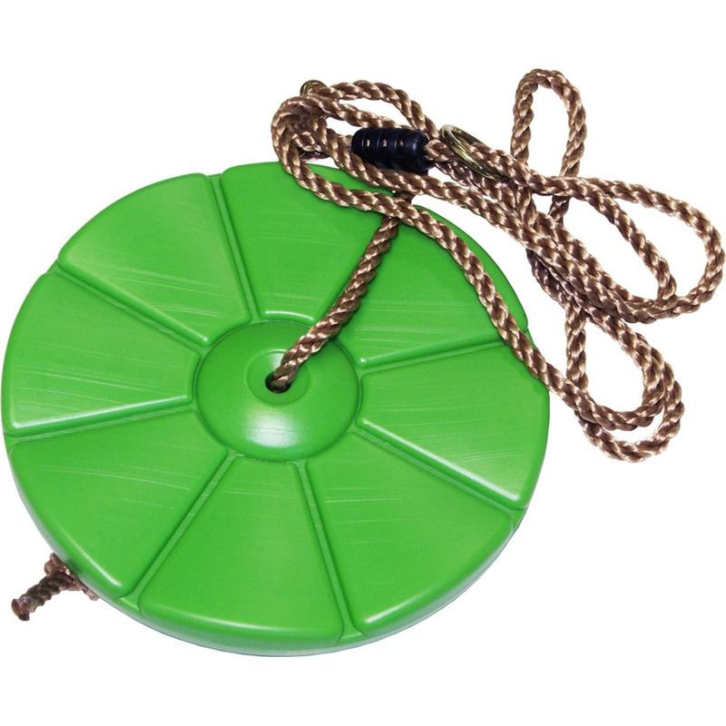 Buitenspeelgoed speeltoestel ronde schommel 190 cm