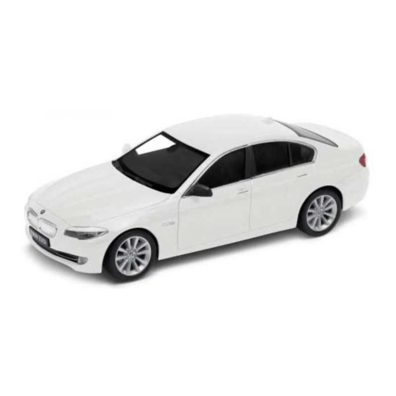 Speelgoedauto bmw 535i wit 1 24 20 x 8 x 6 cm