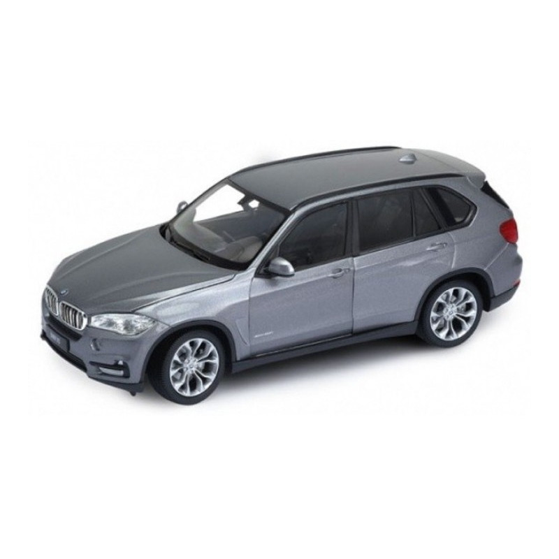 Speelgoedauto bmw x5 grijs 1 24 20 x 8 x 7 cm