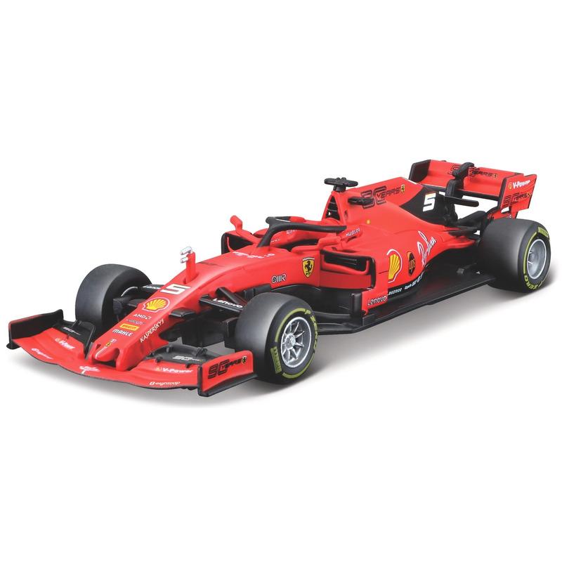 Formule 1 speelgoedwagen ferrari scuderia f1 sebastian vettel 1 43