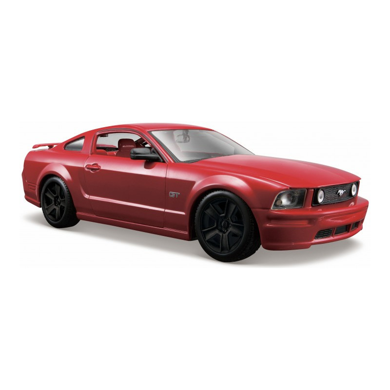 Speelgoedauto ford mustang gt 2006 rood 1 24 20 x 8 x 5 cm