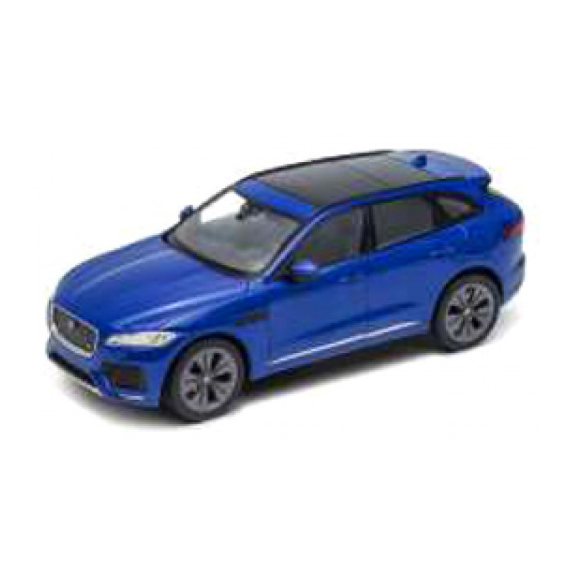 Speelgoedauto jaguar f pace blauw 1 24 20 x 8 x 7 cm