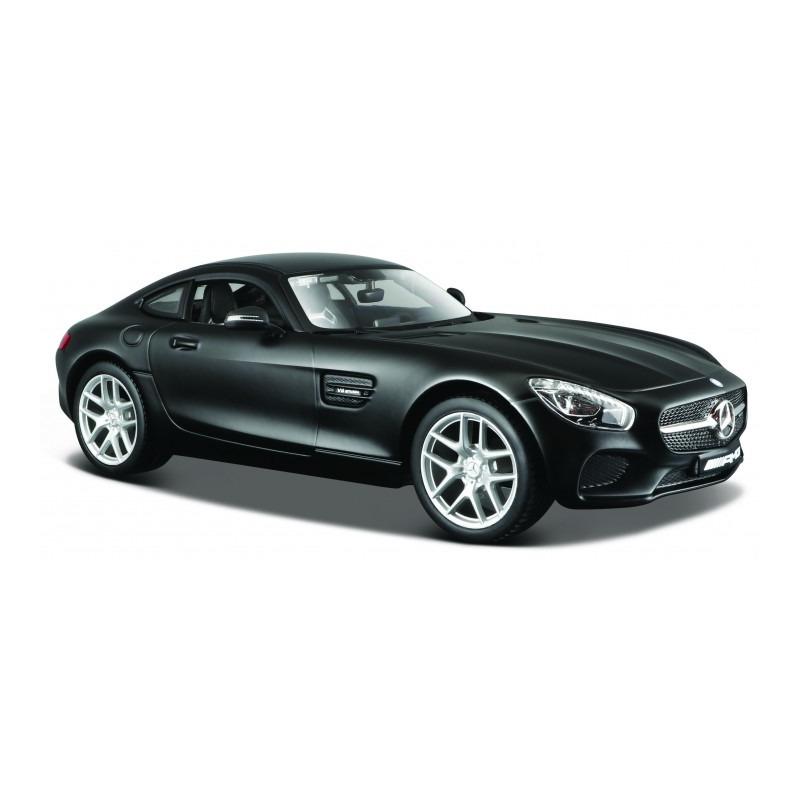 Speelgoedauto mercedes benz amg gt zwart 1 24 18 x 8 x 5 cm