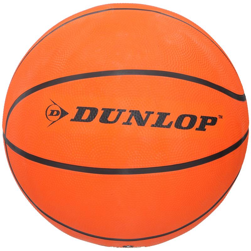 Buitenspeelgoed basketbal oranje 30 cm maat 7 voor kinderen volwassenen 10195076