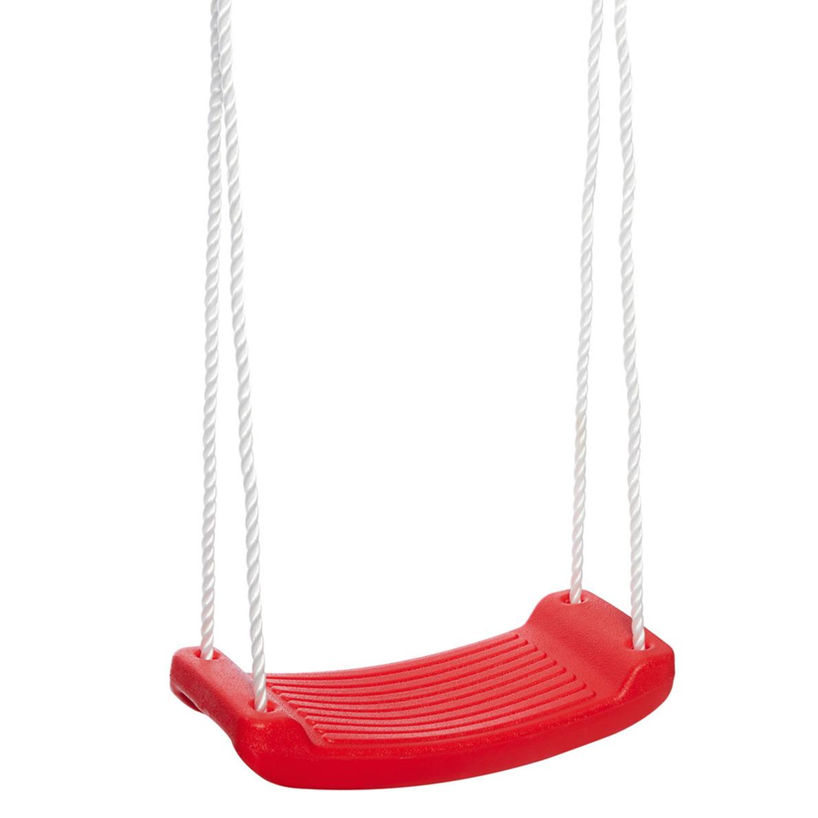 Buitenspeelgoed schommel rood 42 cm