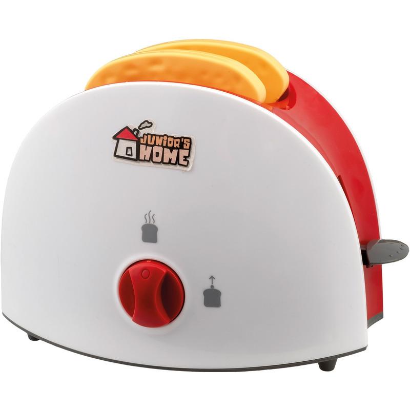 Speelgoed toaster keukenapparaat voor jongens meisjes kinderen