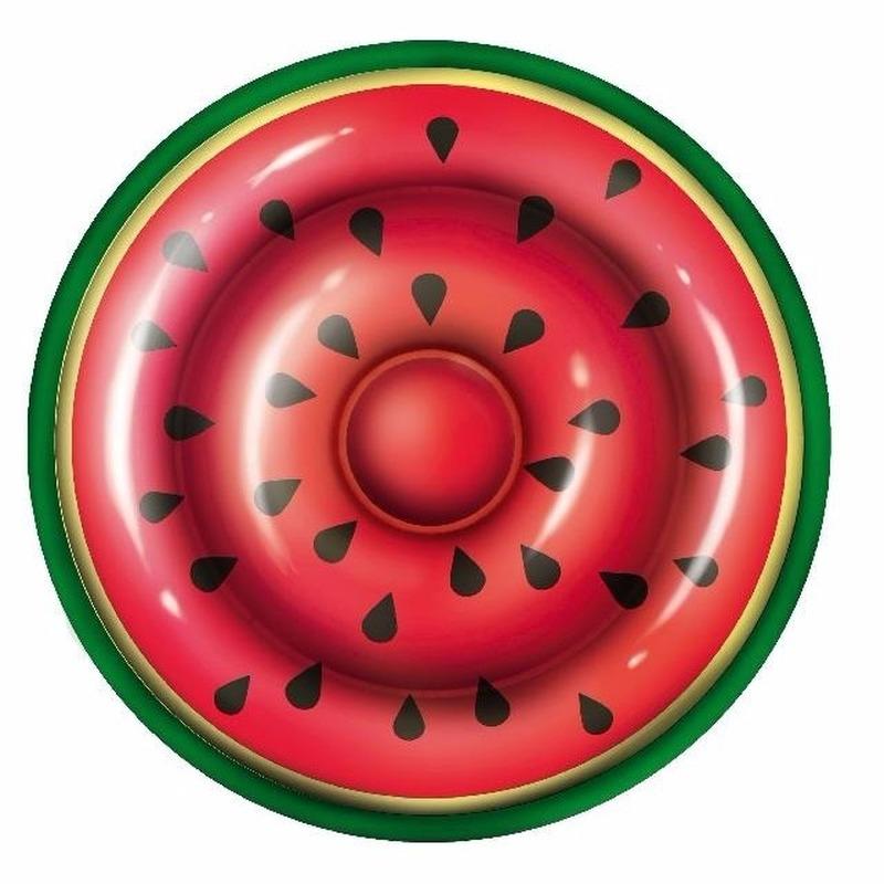 Speelgoed opblaas watermeloen 187 cm